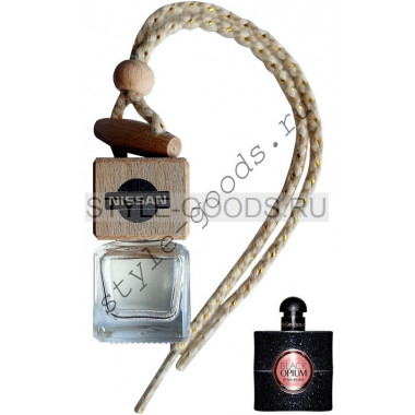 Автопарфюм Nissan Black Opium, 7 ml (ж)