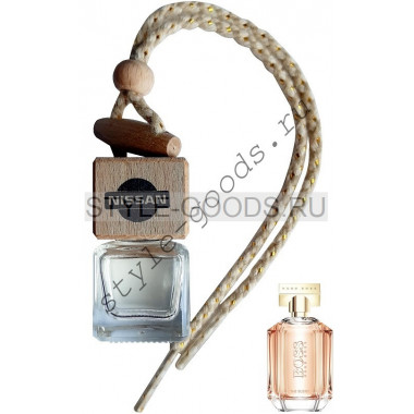 Автопарфюм Nissan Boss The Scent, 7 ml (ж)