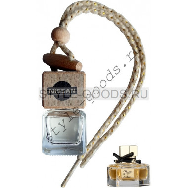 Автопарфюм Nissan Flora by Gucci, 7 ml (ж)