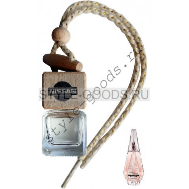 Автопарфюм Nissan Givenchy A&D Le Secret, 7 ml (ж)