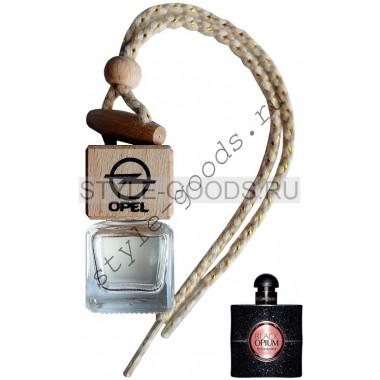 Автопарфюм Opel Black Opium, 7 ml (ж)