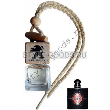Автопарфюм Peugeot Black Opium, 7 ml (ж)