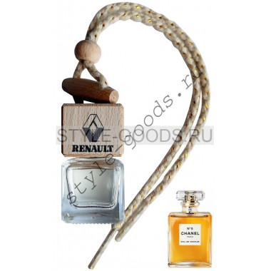 Автопарфюм Renault Chanel № 5, 7 ml (ж)