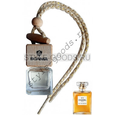 Автопарфюм Scania Chanel № 5, 7 ml (ж)