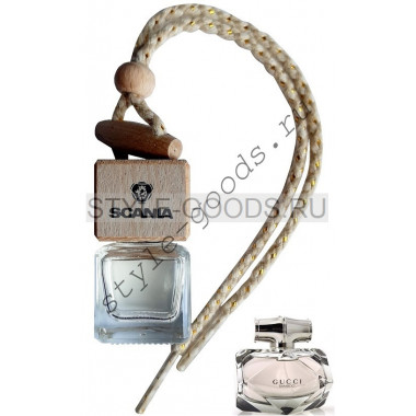 Автопарфюм Scania Gucci Bamboo, 7 ml (ж)