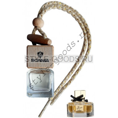 Автопарфюм Scania Flora by Gucci, 7 ml (ж)