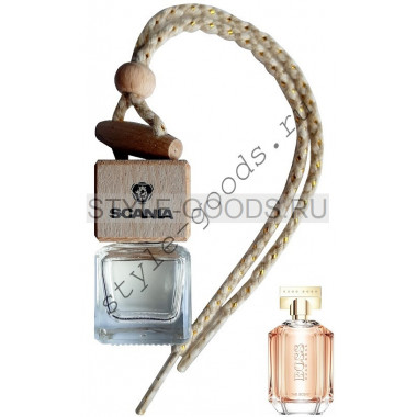 Автопарфюм Scania Boss The Scent, 7 ml (ж)