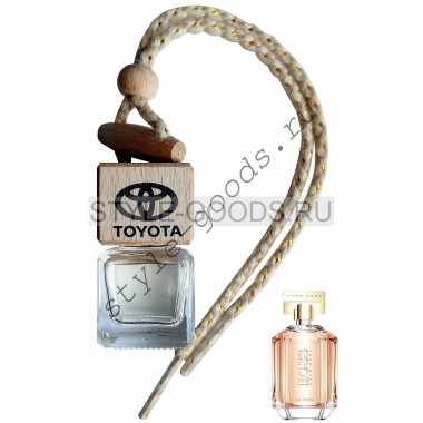 Автопарфюм Toyota Boss The Scent, 7 ml (ж)
