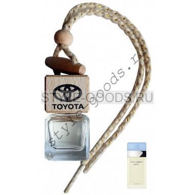 Автопарфюм Toyota D&G Light Blue, 7 ml (ж)