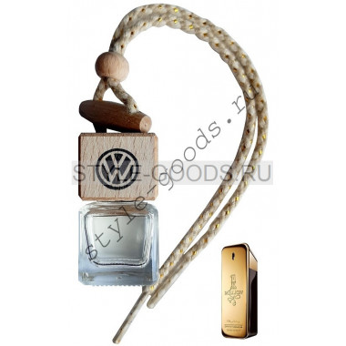 Автопарфюм Volkswagen 1 Million, 7 ml (м)