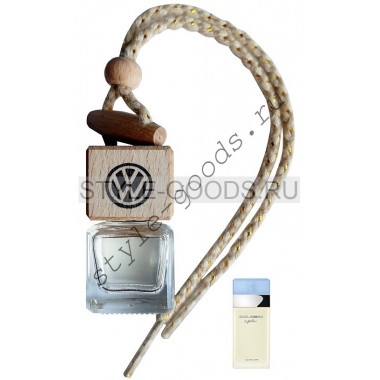 Автопарфюм Volkswagen D&G Light Blue, 7 ml (ж)
