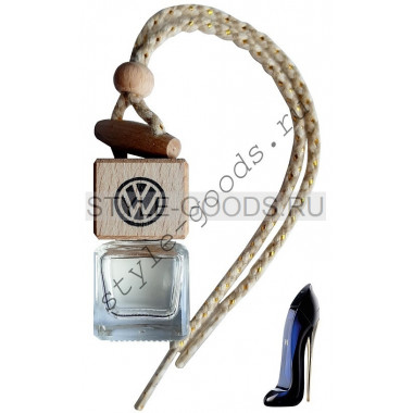 Автопарфюм Volkswagen CH Good Girl, 7 ml (ж)