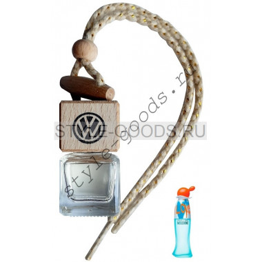 Автопарфюм Volkswagen Moschino I Love Love, 7 ml (ж)