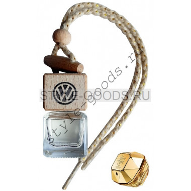 Автопарфюм Volkswagen Lady Million, 7 ml (ж)