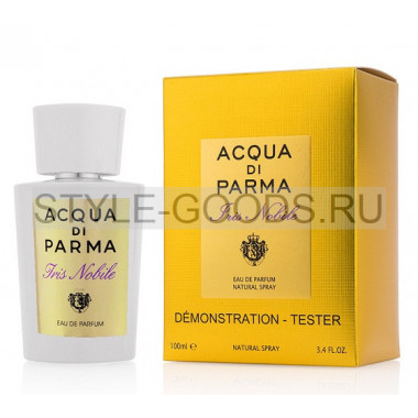 Тестер Acqua di Parma Iris Nobel, 75 ml (ж)