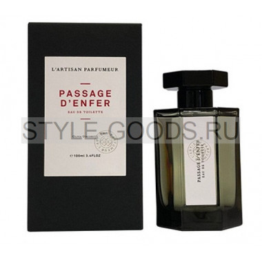 L`Artisan Passage d`Enfer, 100 ml (ж/м)