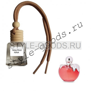 Ароматизатор в машину Nina Ricci NINA, 8 ml