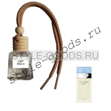 Ароматизатор в машину D&G Light Blue, 8 ml (ж)