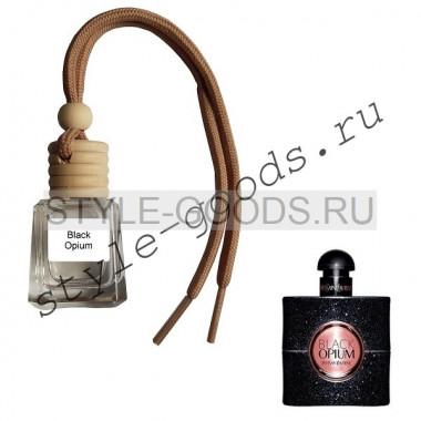Ароматизатор в машину Black Opium, 8 ml