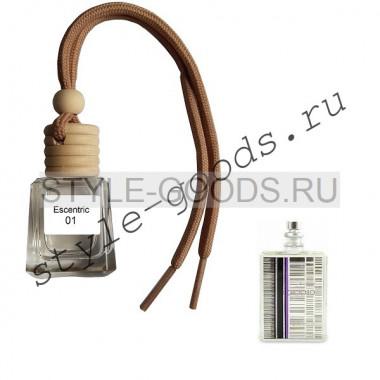 Ароматизатор в машину Escentric 01, 8 ml (ж/м)