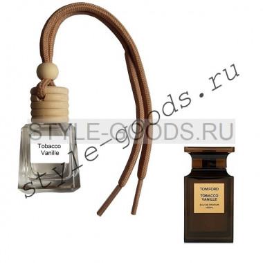 Ароматизатор в машину Tobacco Vanille, 8 ml (ж/м)