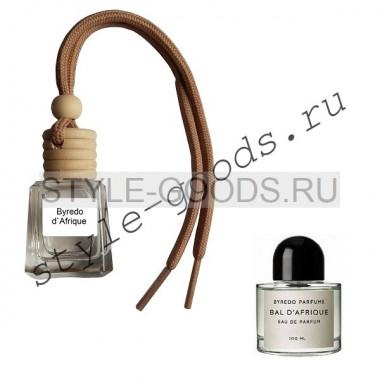 Ароматизатор в машину Byredo Bal d`Afrique, 8 ml (ж/м)