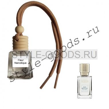Ароматизатор в машину Fleur Narcotique, 8 ml (ж/м)