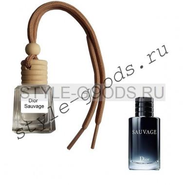 Ароматизатор в машину Dior Sauvage, 8 ml