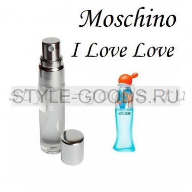 Духи Moschino I Love Love, 6 мл