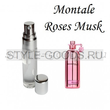 Духи Montale Roses Musk, 6 мл