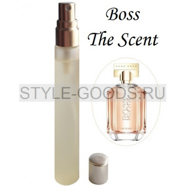 Пробник духов Boss The Scent,15 ml (ж)