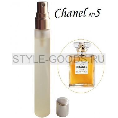 Пробник духов Chanel № 5,15 ml