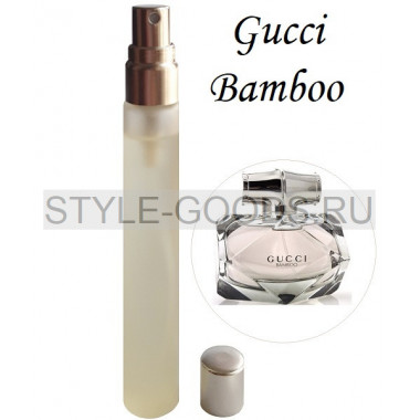 Пробник духов Gucci Bamboo,15 ml