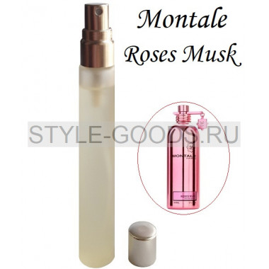 Пробник духов Montale Roses Musk,15 ml