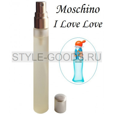 Пробник духов Moschino I Love Love,15 ml
