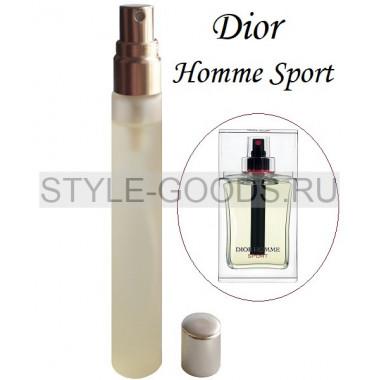 Пробник духов Dior Homme Sport,15 ml