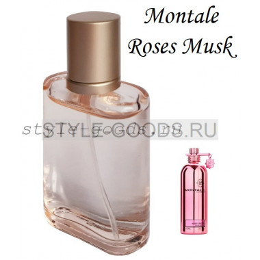Духи Montale Roses Musk, 33 мл