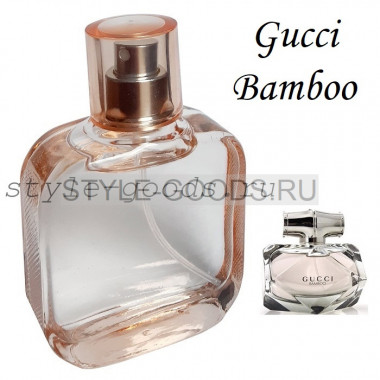 Духи Gucci Bamboo, 50 мл