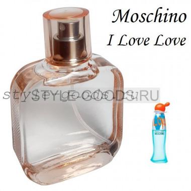 Духи Moschino I Love Love, 50 мл
