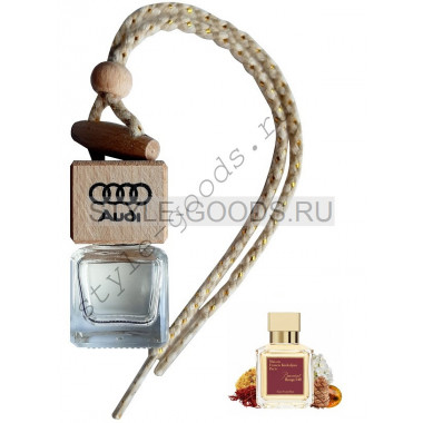 Автопарфюм Audi Baccarat Rouge 540, 7 ml (унисекс)