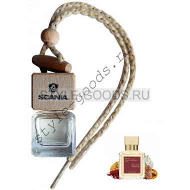 Автопарфюм Scania Baccarat Rouge 540, 7 ml (унисекс)