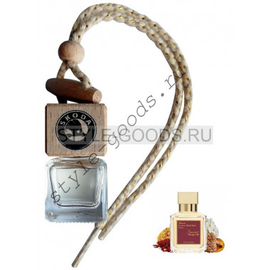 Автопарфюм Skoda Baccarat Rouge 540, 7 ml (унисекс)