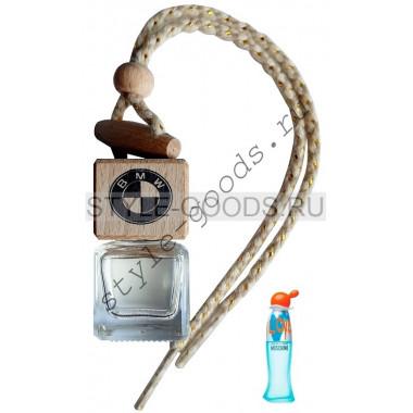 Ароматизатор с логотипом Moschino I Love Love, 7 ml