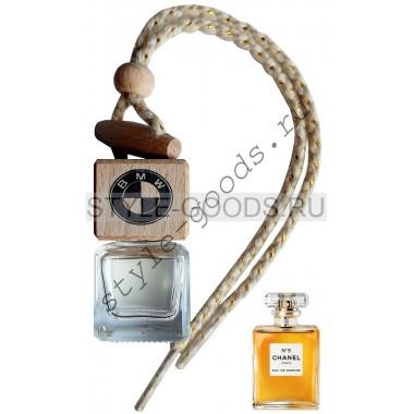 Ароматизатор с логотипом Chanel № 5, 7 ml