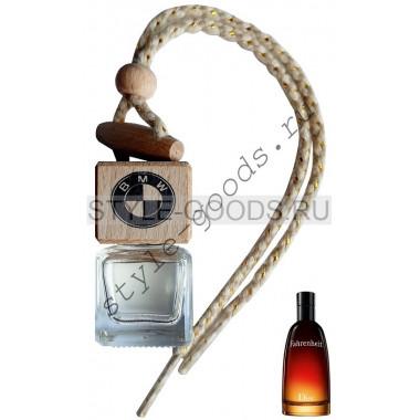 Ароматизатор с логотипом Dior Fahrenheit, 7 ml