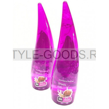 Увлажняющий гель Snail Soothing 99%, 260 ml