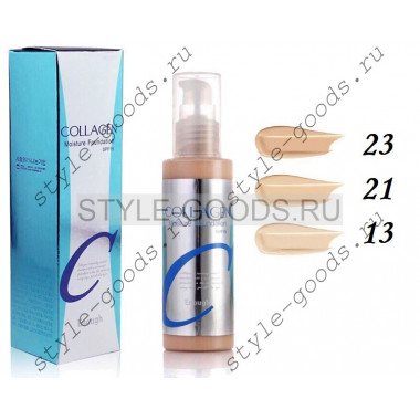 Тональный крем Enough Collagen Moisture Foundation