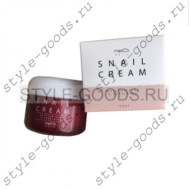 Питательный крем Med B Daily Snail Cream, 100 мл