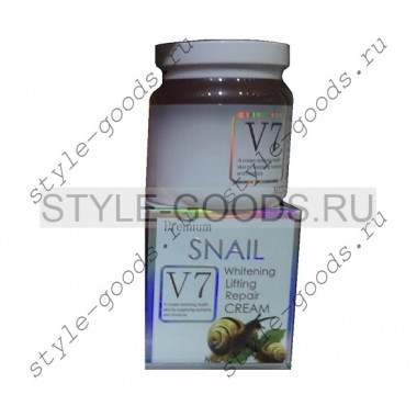Крем Premium Snail Whitening Lifting Repair Cream, 100 мл