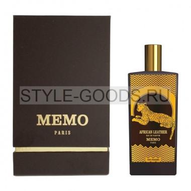Парфюм Memo African Leather (Мемо Африканская кожа), 75 мл
